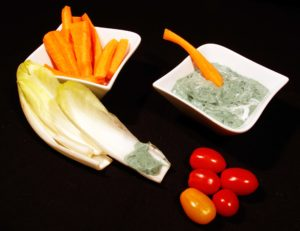 Sauce Crudités Vert-forez