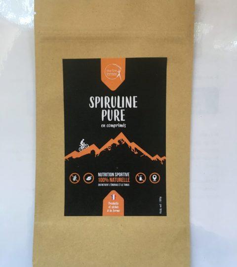 Spiruline Sport En Comprimés